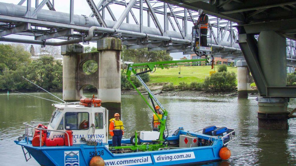 Bridge Inspections and Maintenance