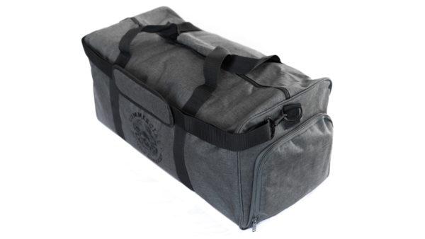 Cds Bag Crab 3qtr Grey