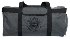 Cds Bag Crab Front Grey