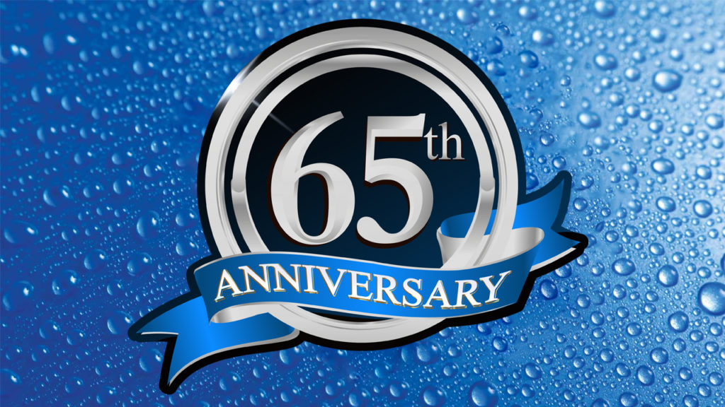 Commercial Diving Services 65 Years Anniversary