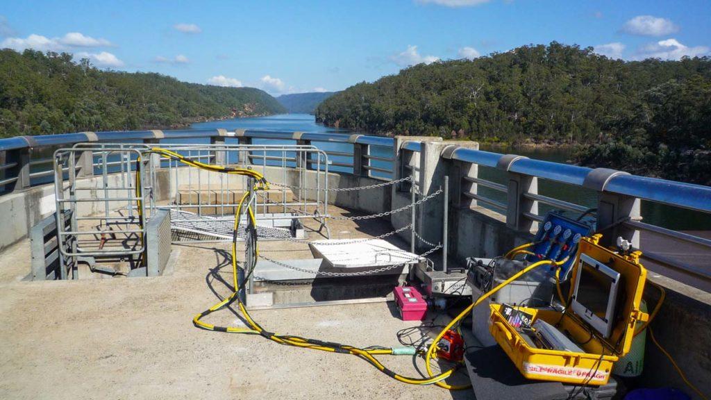 Dam Wall Equipment