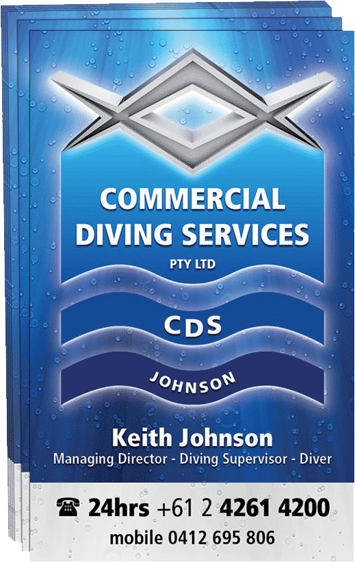 Keith Johnson Business Card