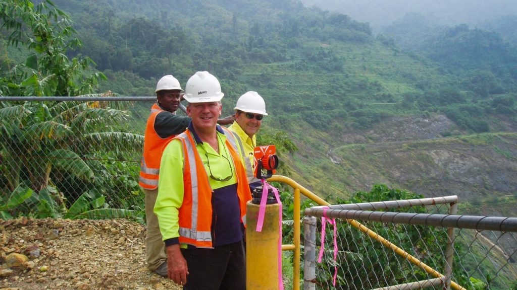 Keith Johnson Mining Project