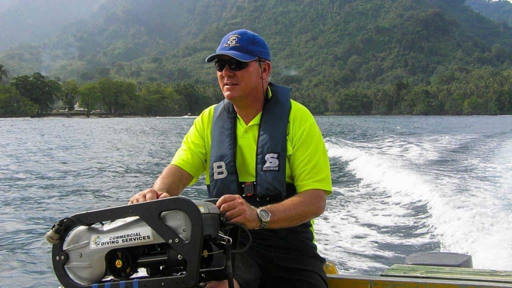 Keith Johnson ROV System