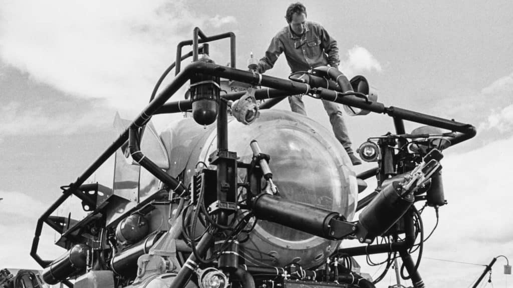 Keith Johnson Submarine
