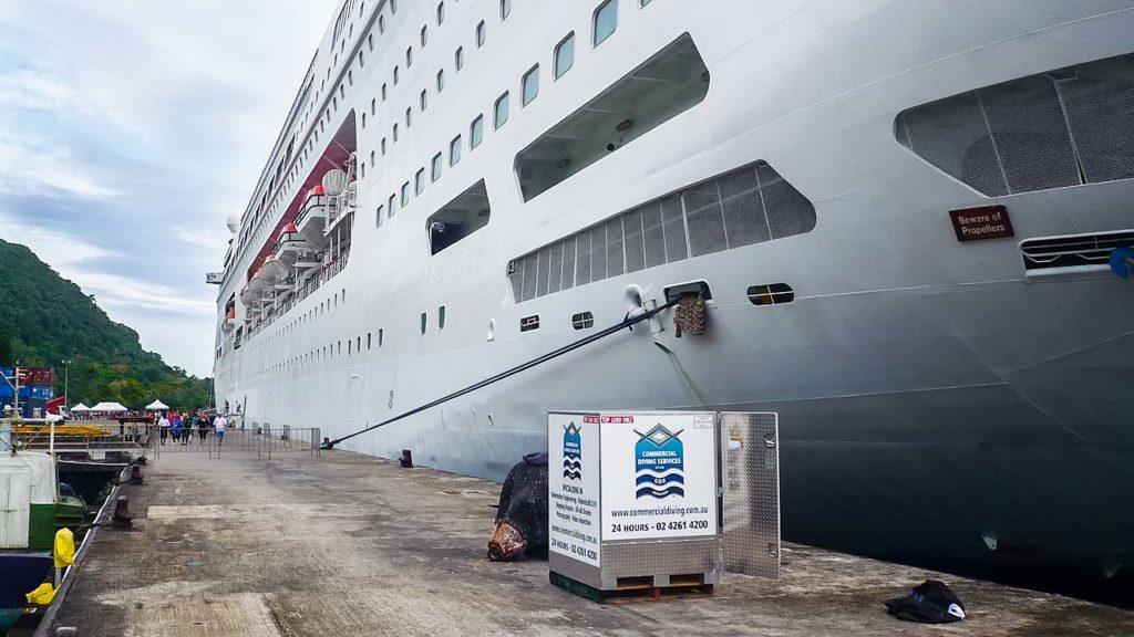 New Zealand Ship MPI Inspections