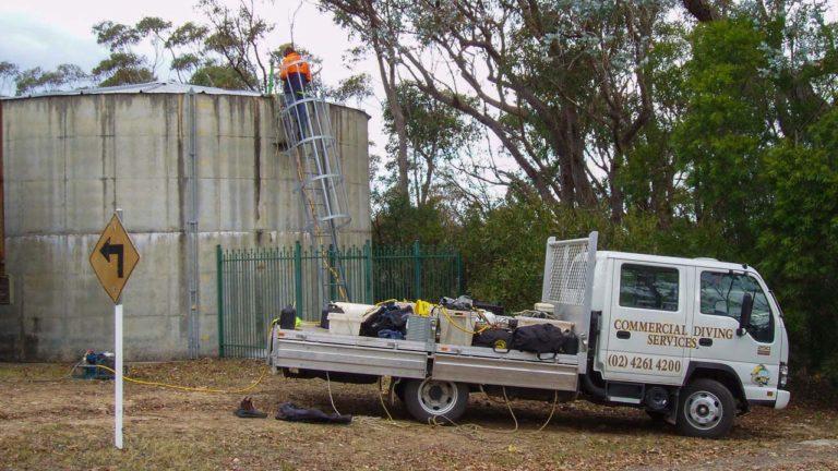 Potable Water Reservoir Inspection