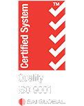 Quality Systems Approved Certification