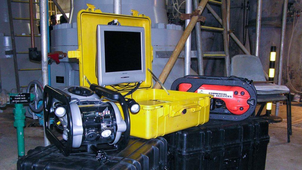 Underwater Remote Operated Vehicles ROV