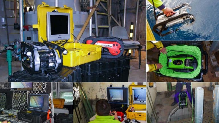Remote Operated Vehicles - ROV