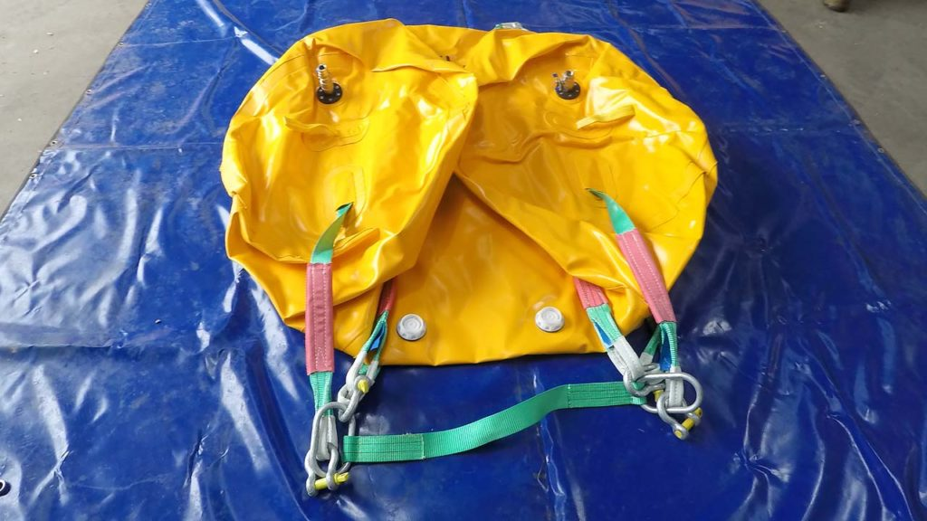 Underwater Air Lift Bag 1ton 1000kg