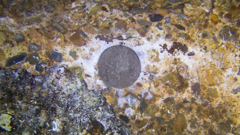 Underwater Concrete Core Filling