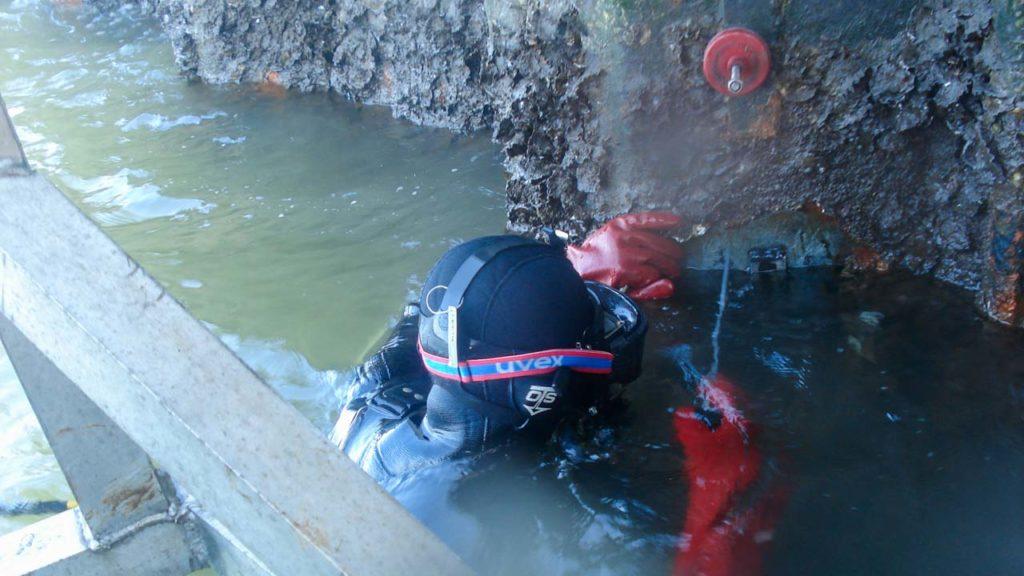 Underwater Welding Rod