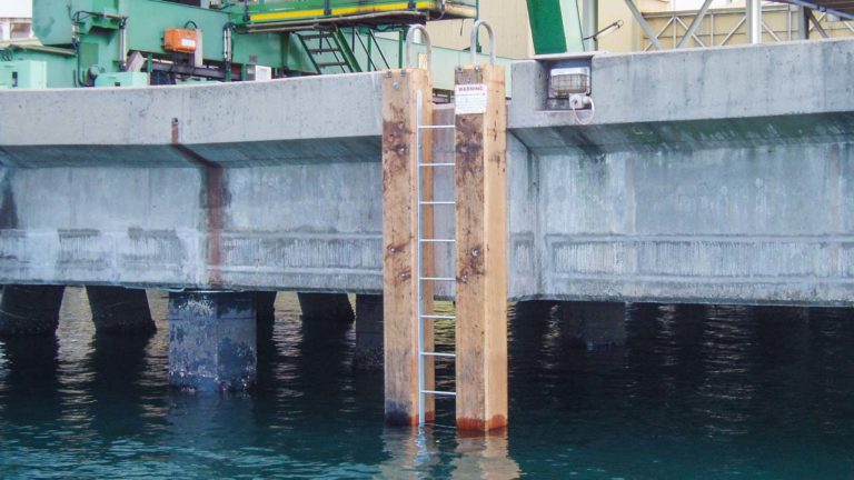 Wharf Inspection and Maintenance